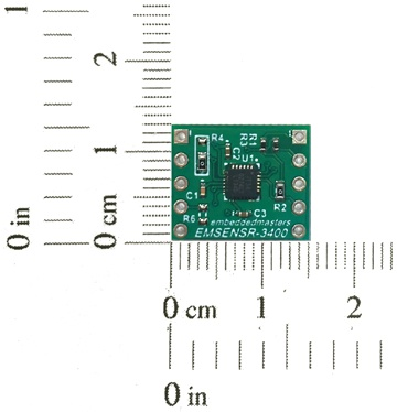 NotWired CO Breakout Boards, Motion from notWired